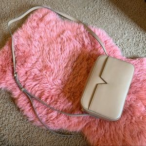 Vince Leather Camera Bag